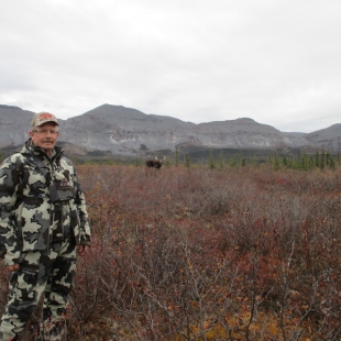 Alaska-Yukon Moose Hunt